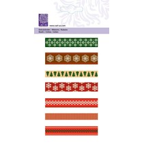 "Ruban-Set 7x1meter ""Noël scandinave"""