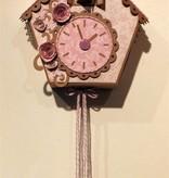 X-Cut / Docrafts A4 cutting dies (19Stk) - Cuckoo Clock