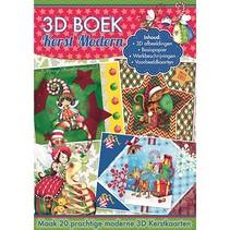 A4 Papir: 3D jul moderne