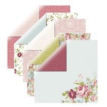 Diseñador de papel, rosas