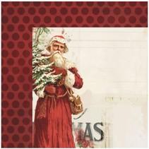 1 Diseñador Arch, de época de Navidad, 30,5 x 30,5 cm