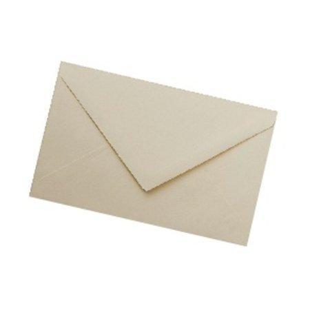 KARTEN und Zubehör / Cards 10 Satin Cream Envelopes