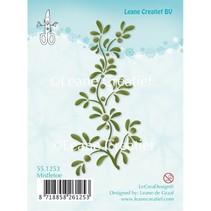 Gennemsigtige frimærker, plante