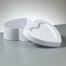 Objects to decorate, Box Mosaix, heart