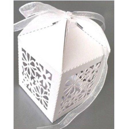Dekoration Schachtel Gestalten / Boxe ... 10 Gift box with delicate floral motif