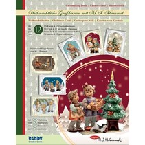 Craft wallet Hummel Christmas Edition III