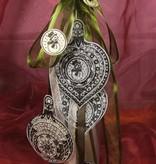 Viva Dekor und My paperworld Minus 15% Rabatt = 4,72€! Stempel, 3D Weihnachtskugel mit Glocke