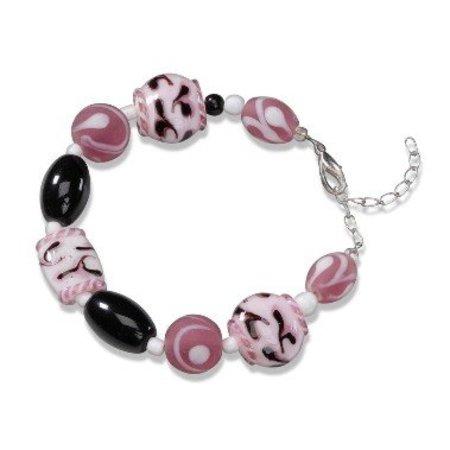 Schmuck Gestalten / Jewellery art Bastelsets Serafina Conjunto de joyas