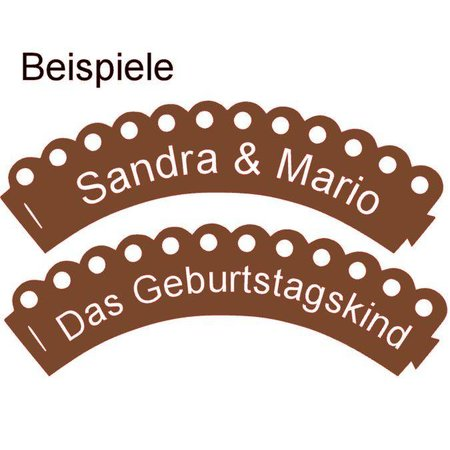 Dekoration Schachtel Gestalten / Boxe ...