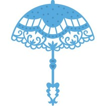 Marianne Design, vintage sombrilla, CR0263