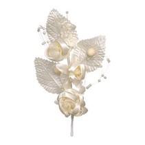 Pick flowers, ivory, 14cm, 1 piece.