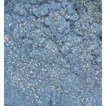 Polvo de terciopelo, azul bebé espumoso, 10ml