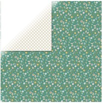 1 bue designer papir, Elegance - Inspireret