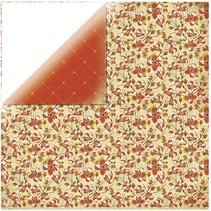 1 bue designer papir, på loftet - Closet