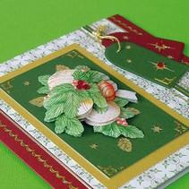 Cartes de Noël Bastelset