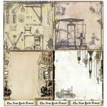 """Conception papier """"Background"""" 3"""