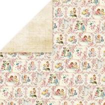 Designer Bow, 30,5 x 30,5 cm, bébé nouveau-né 3