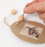 Designer Papier Scrapbooking: 30,5 x 30,5 cm Papier 1 Designer Bow, 30,5 x 30,5 cm, avec de jolis motifs de Pâques