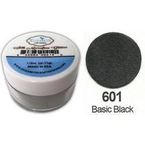 Silk MicroFine Glitter in Black