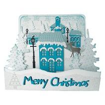 Marianne Design, mini Navidad pueblo no.2, COL1326
