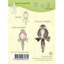 selos transparentes: Pássaro