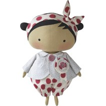 Tilda material set doll Sweetheart