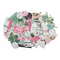 Cardstock from Kaiser Craft: Oh So Lovely Collectables