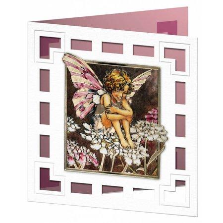 """BILDER / PICTURES: Studio Light, Staf Wesenbeek, Willem Haenraets 3D Die Hojas sueltas: """"Flor de Ángel"""", de 3 Diseños"""