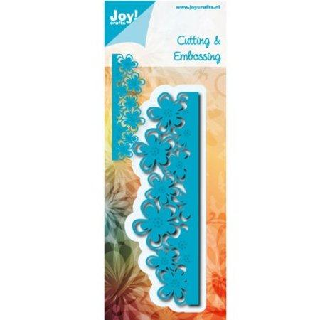 Joy!Crafts und JM Creation Stempling og prægning stencil, Champagne Toast
