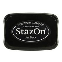 StaZon Stempeltinte, schwarz