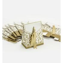 Temmelig emballage: for sammenklappelige kasser