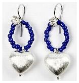Schmuck Gestalten / Jewellery art 4 Exclusive perle, coeur, taille 15x10x7 mm