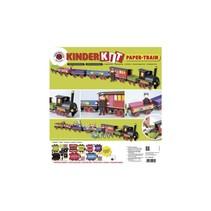 Julen Train Craft Kit - Christmas Train - Copy