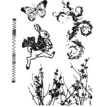 Stamp Set: Spring saut CMS084