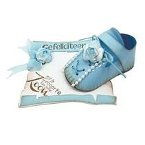 La perforación de plantilla: Zapatos de bebé 3D