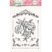 Transparent Stempel: Sweet Romance