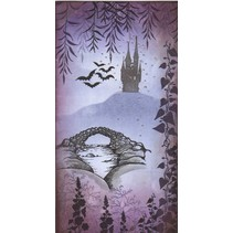 Transparent Stempel: Feen Brücke (Fairy Bridge)
