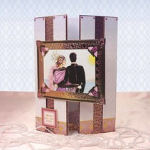 """Deluxe Card Set, """"Decadent Moments"""""""