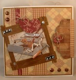 Marianne Design Gofrado y cortar, Conjunto de herramientas