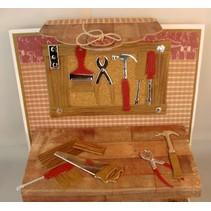 Gofrado y cortar, Conjunto de herramientas