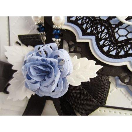 Creative Expressions Stansning og prægning skabelon: Classic Rose