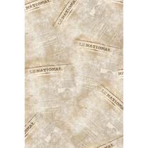 2 feuilles 40x60cm Papier Patch, 1 conception