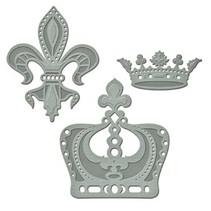 Stanz- und Prägeschablone: Family Jewelys