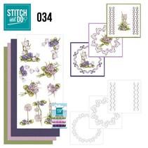 Stitch et Thu 34, des fleurs sur le terrain