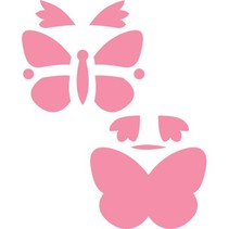 Marianne Design, mariposa de colección, COL1312