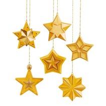 Mold: plein forme d'étoiles, 8x8x2, 5cm, 6 pièces.