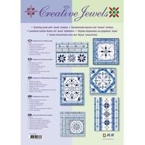 Kreatives Kartenset: Creative Jewels