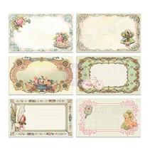 30 Jolie image Notecards - Delight, 30 pièces, 12,7 x7, 62cm