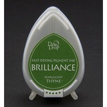 Brilliance Dew Drop, Pearlescent Thyme