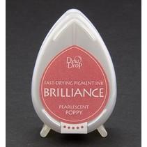 Brilliance Dew Drop, Pearlescent Poppy